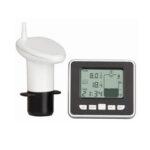 New              Ultrasonic Water Tank Liquid Level Sensor Meter Monitor Digital LCD Display Clock