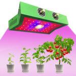 New              1200W Full Spectrum LED Plant Grow Light for Indoor Flower Vegetable 85-265V
