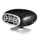 New              2 in 1 Car Truck Heater 12V Heating Fan Dryer Windscreen Demister Defroster