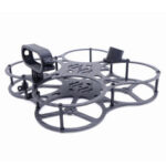 New              Hornet 115m Wheelbase 2.5 Inch Black/Red Frame Kit With Camera Mount for Whoop / Cinewhoop RC Drone FPV Racing