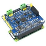 New              Catda 2-Channel Isolated RS485 Expansion HAT Board  SC16IS752+SP3485 Solution for Raspberry Pi 4B/3B+/3B/3A+/Zero