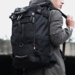 New              Men Multi-carry Large Capacity Travel Outdoor Multi-function 15.6 Inch Laptop Bag Travel Bag Backpack